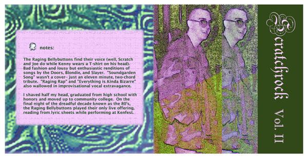 Scratchrock Vol. II cover
